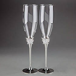 Свадебные бокалы Veronese 2 шт  1013GT