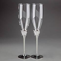 Весільні келихи Veronese 2 шт 1013GT