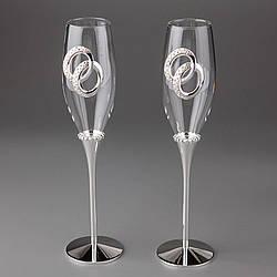 Весільні келихи Veronese 2 шт 1006G