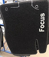 Автомобильные коврики на Ford Focus Форд Фокус текстильные