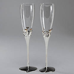 Свадебные бокалы Veronese 2 шт 563/105