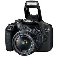 Фотоаппарат Canon EOS 2000D kit (18-55mm) IS