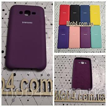 Брендовый чехол накладка Silicone Cover для Samsung Galaxy (Самсунг) J7