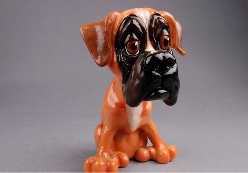 Статуетка Lefard собака Денніс 20 см 384-123
