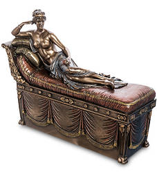 Статуетка-скринька Veronese Поліна Бонапарт в ролі Венери Виктрикс 26 см 1906337
