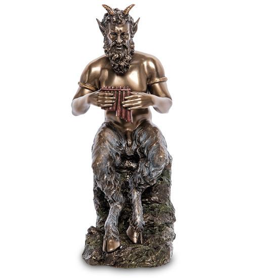 Статуэтка Veronese Пан,играющий на флейте  24,5 см 1906338