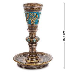 Подсвечник с орнаментом Veronese 15,5 см 1903772