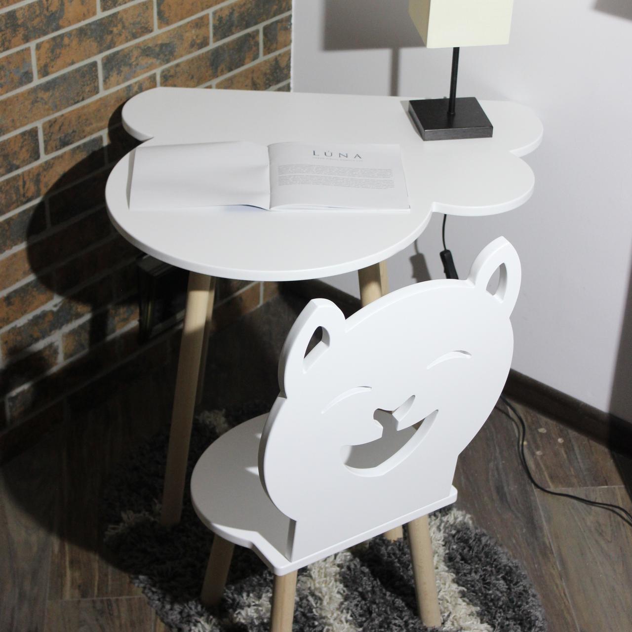Детский стол и стульчик Твинс / Twins