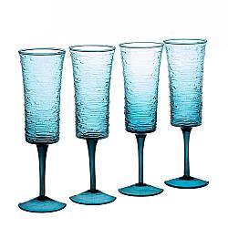 Бокалы для шампанского 4 шт 8214-001