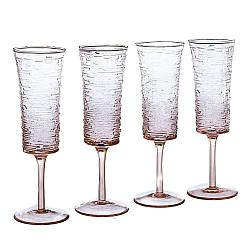 Бокалы для шампанского 4 шт 8214-004