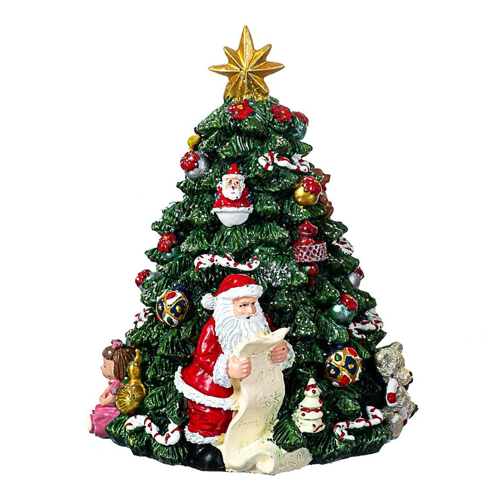 Статуэтка Lefard Новогодняя елка 16х11 см 16002-005
