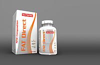 Спортвный жиросжигатель для похудения Nutrend - Fat Direct 160 caps