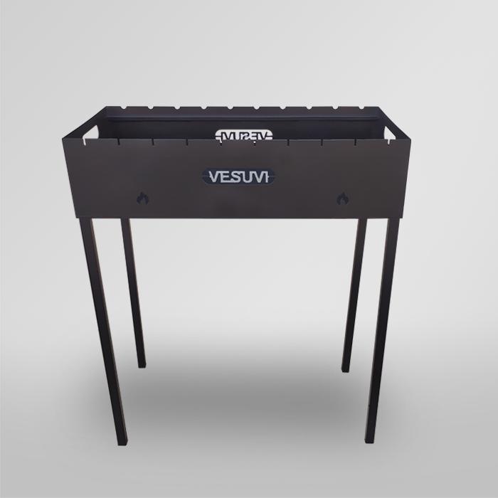 Мангал Vesuvi Transformer 600 3 mm