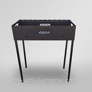 Мангал Vesuvi Transformer 600 3 mm, фото 2