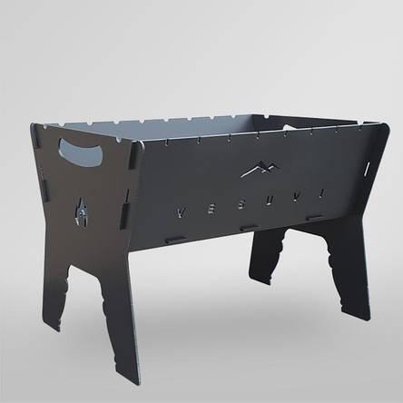 Мангал Vesuvi Company 3 mm, фото 2