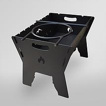 Мангал Vesuvi Company 3 mm, фото 3