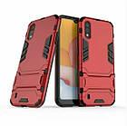 Чехол противоударный Transformer для Samsung Galaxy A01 2020 / A015F (разные цвета), фото 3