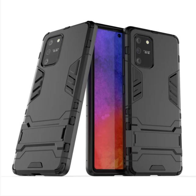 Чехол противоударный Transformer для Samsung Galaxy S10 Lite / G770F (разные цвета)
