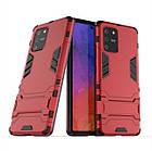 Чехол противоударный Transformer для Samsung Galaxy S10 Lite / G770F (разные цвета), фото 2