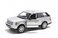 Железная машинка KT5312 Range Rover Sport (Серебристый)