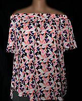 Блузка женская, большой размер 52/54, фото 1