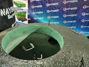 8 л/с, Железобетонный коалесцентный сепаратор нефтепродуктов Украина, фото 2
