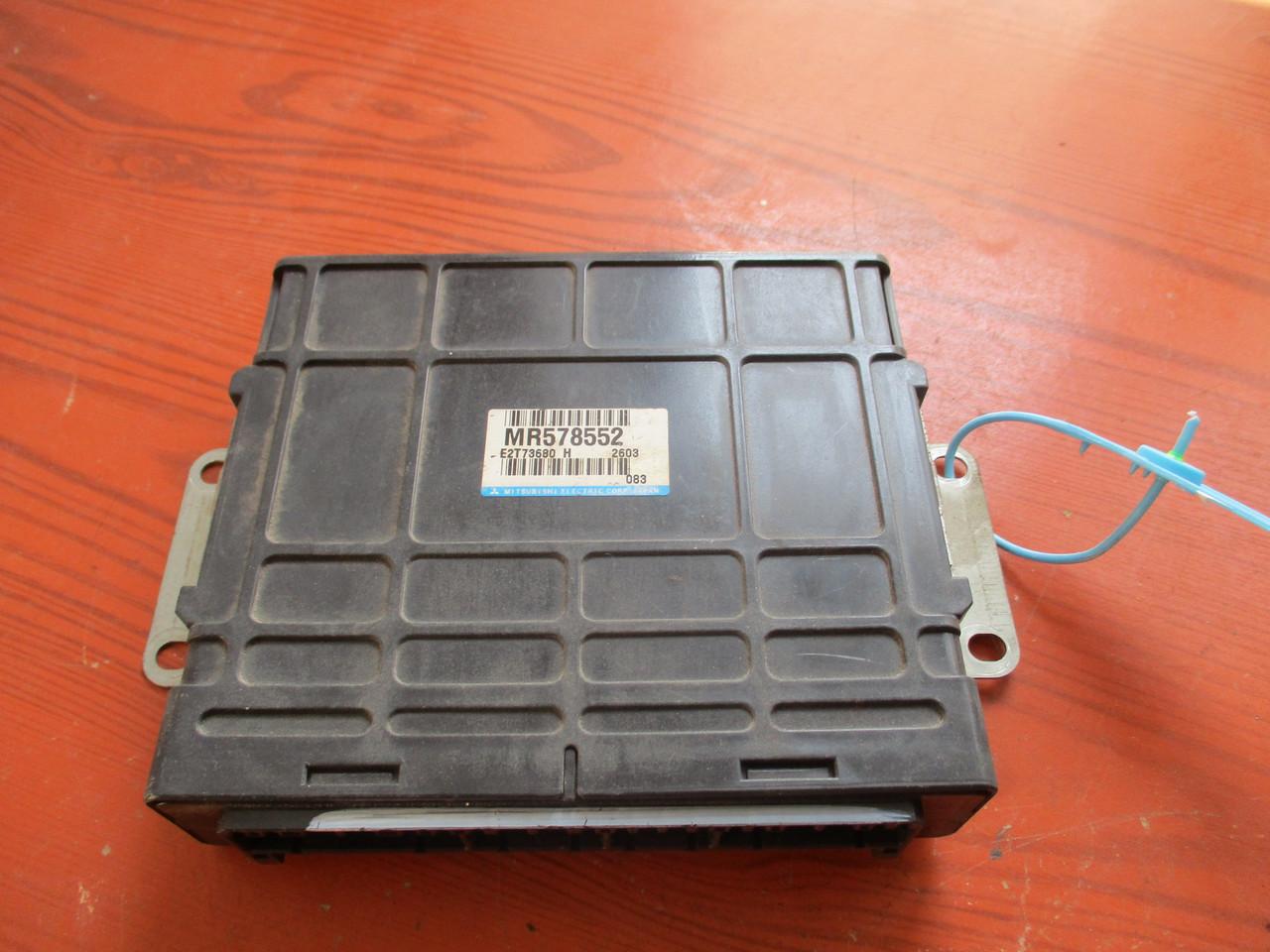 Блок управления двигателем MR578552 (67464418) Spase Wagon Mitsubishi