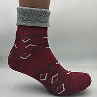 Шкарпетки Лана Лайкра Махра Снігурі, фото 1