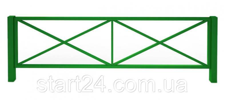 Секція огородження (паркан), фото 2