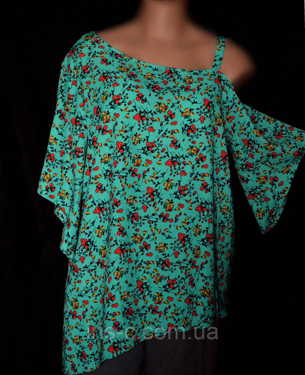 Блузка женская ь большой размер 22(54\56)