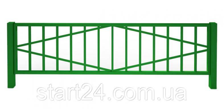 Секция ограждения (забор), фото 2