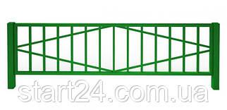 Секция ограждения (забор)