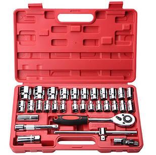 Набір інструментів ключів PIECE TOOL SET (32 штуки 1/2)
