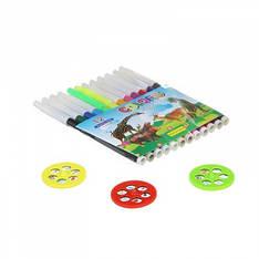 Проектор 6618 (T260-D1978) 3 диска для рисования