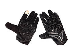 Перчатки SUOMY (size: M, черно-грифельные)