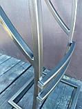 "Барный стул GoodsMetall в стиле ЛОФТ 750х350х350 ""Люксембург"", фото 9"