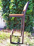 Барный стул GoodsMetall в стиле ЛОФТ БС212, фото 7