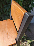 Барный стул GoodsMetall в стиле ЛОФТ БС212, фото 8