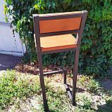 Барный стул GoodsMetall в стиле ЛОФТ БС212, фото 10