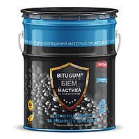 Мастика Izofast Bitugum (Изофаст Битугум) БиЭМ битумно-эмульсионная  5 кг