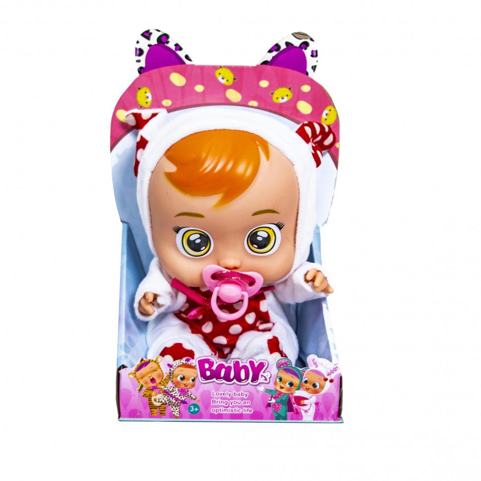 Кукла Cry babies 3328-5