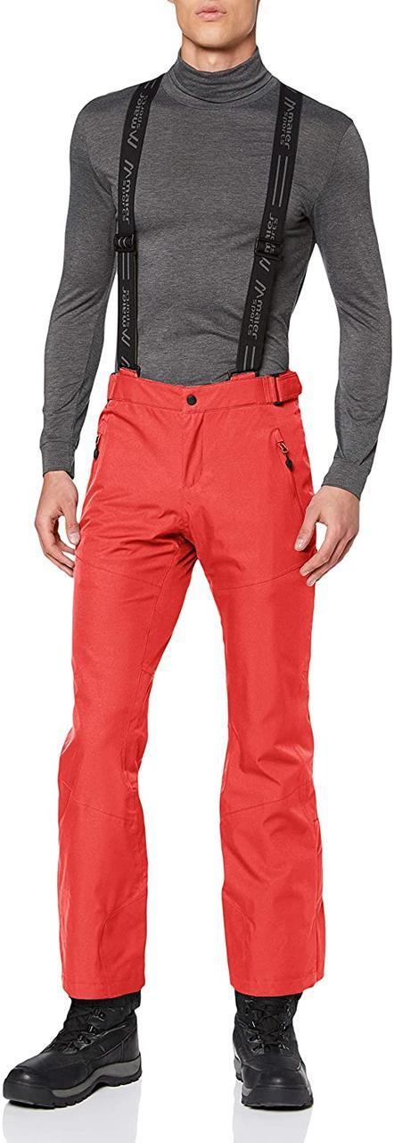 Maier Sports Anton  | Чоловічі гірськолижні штани |  р - 60 (3XL-4XL) див.заміри в описі