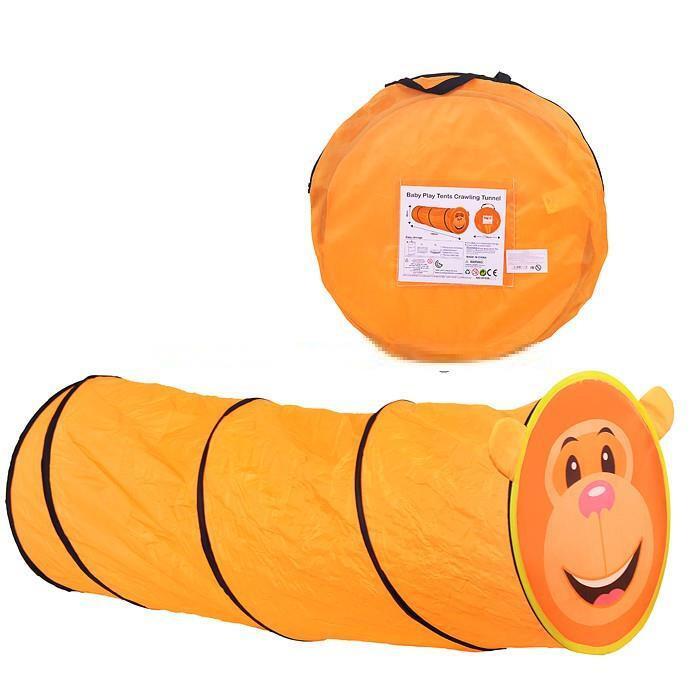 Труба-тоннель для детской палатки HF036 Обезьянка