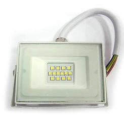 Прожектор світлодіодний Ecostrum 10W mini (білий)