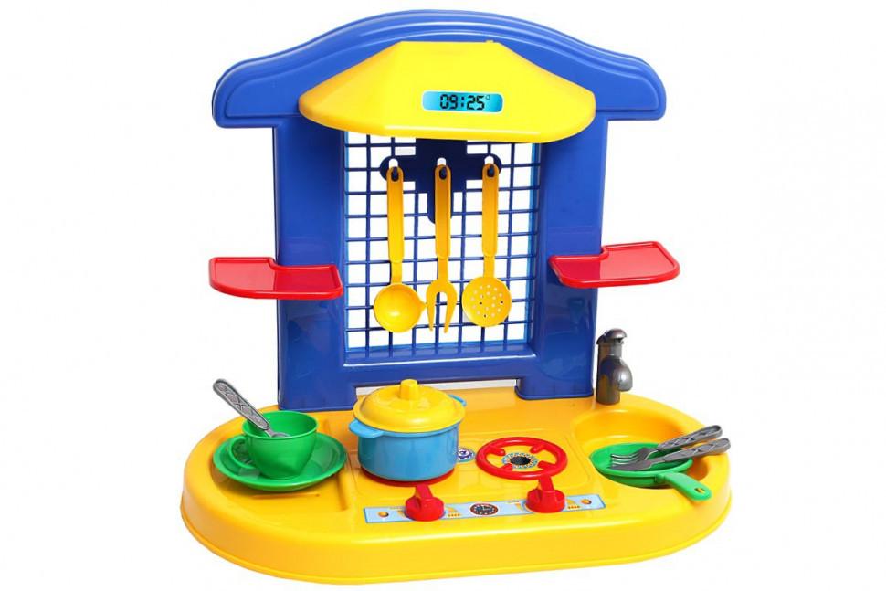 Детская игрушечная кухня ТехноК №2 2117TXK