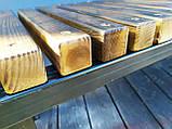 Скамья GoodsMetall в стиле ЛОФТ 1600х450х400 - ЛС62, фото 10