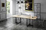 Стол обеденный GoodsMetall в стиле Лофт 1800х800х750 СТО83, фото 3