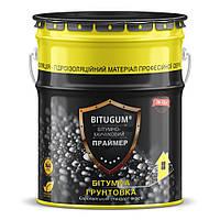 Грунтовка битумно-каучуковая Izofast Bitugum (Изофаст Битугум)  3 л