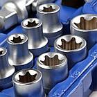 Набор инструментов ключей PIECE TOOL SET 108 штук, фото 4
