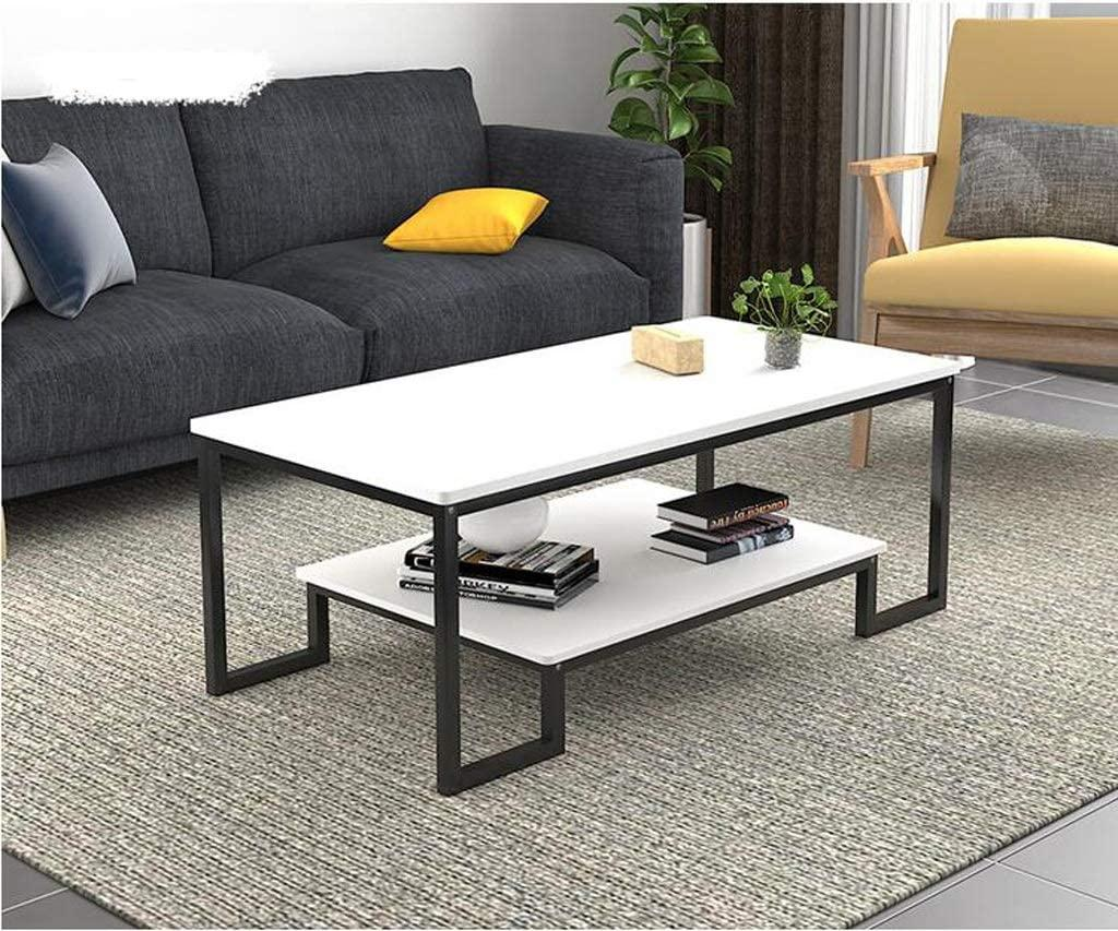 Журнальный, кофейный столик GoodsMetall в стиле Лофт 1200х600х450 ЖС146